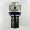 Air regulator with pressure gauge, 1/2 NPT female port Air regulator, 1/2 NPT female port, regulator,