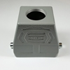 HD Hood for 10 pins insert with top cable entry HD Hood for 10 pins insert with top cable entry,