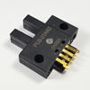 Lanbao Through Beam Sensor, NPN NO+NC, sensing distance 5 mm PU05-21AN2, Lanbao Through Beam Sensor PU05-21AN2