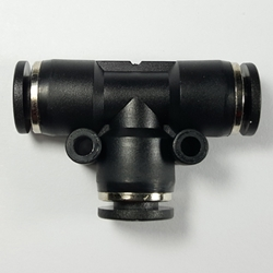 "Union tee, 1/4"" OD tube  Push-to-Connect, Union tee connector, best fittings, Union tee 1/4,"
